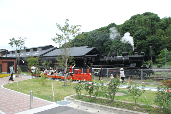 Hitoyoshi Train Museum Mozoca* Station 868