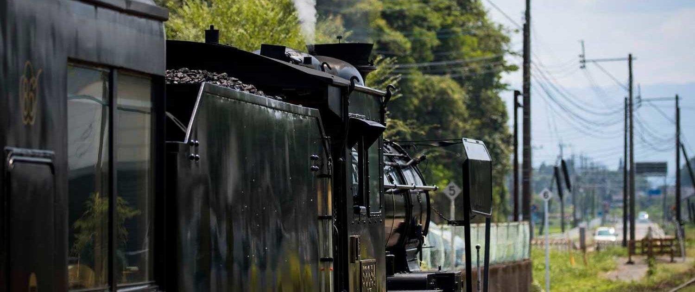 Steam Locomotive Hitoyoshi(JR Kyushu)